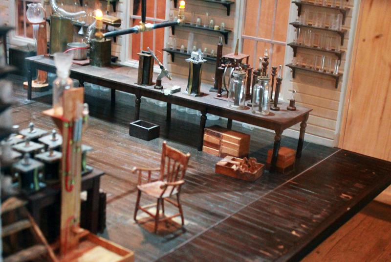Museu da Lâmpada inaugura novas instalações