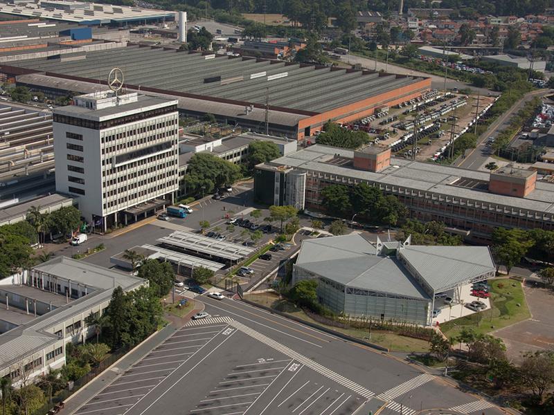 27 mil lâmpadas são coletadas na Mercedes-Benz do Brasil