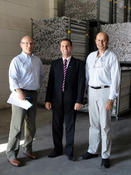 Apliquim Brasil Recicle discute projeto-piloto de descontaminação de mercúrio com o Uruguai