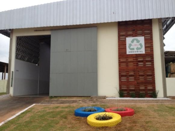 JBS Ambiental/FRIBOI garante a reciclagem e descontaminação de quase 30 mil lâmpadas