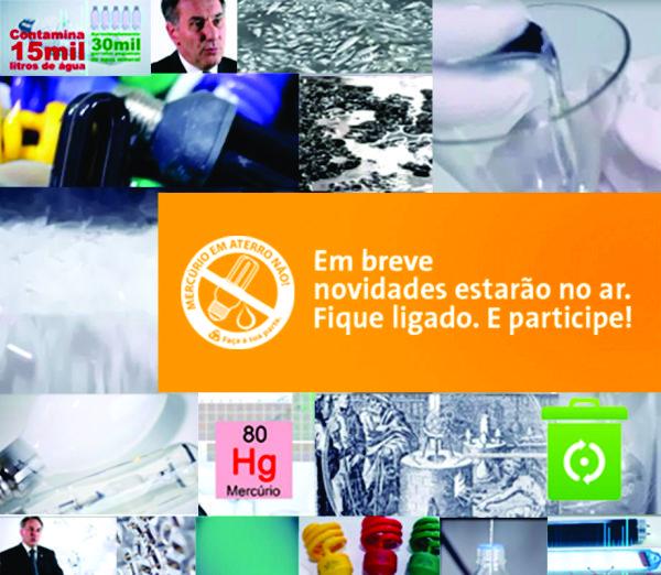 ABR lança Web serie:  Mercúrio em Aterro não