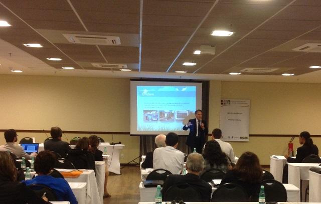 Presidente da ABR faz alerta em seminário internacional de Mercúrio