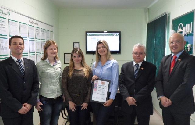 Recertificação ISO 14.001 consolida credibilidade da ABR