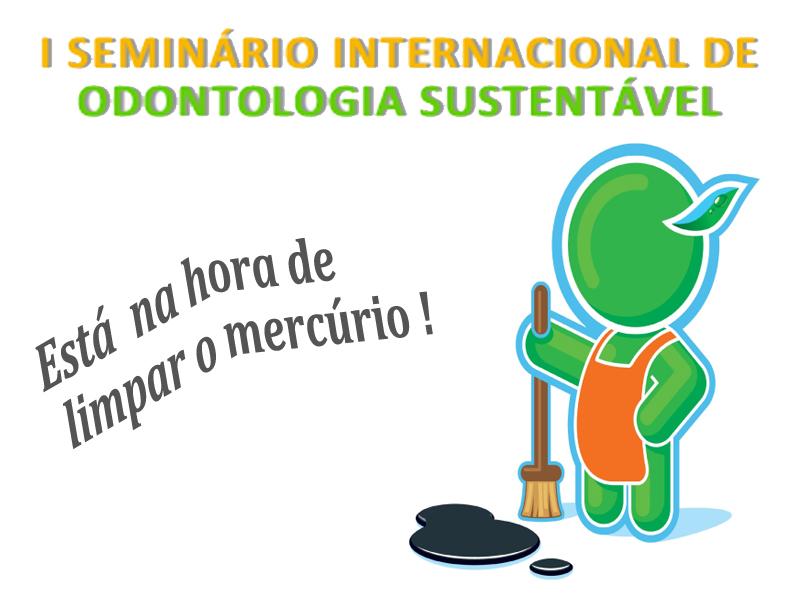 Apliquim Brasil Recicle participa do I Seminário Internacional de Odontologia Sustentável