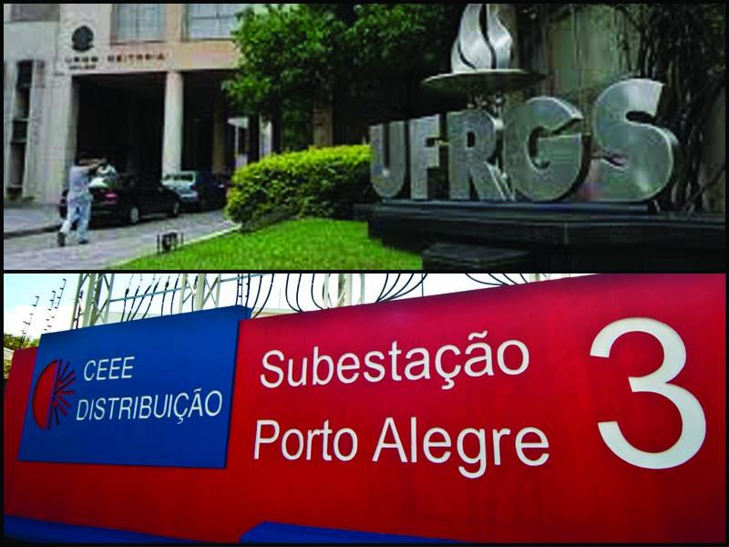 UFRGS e CEEE D encaminham 120 mil lâmpadas para reciclagem com a Apliquim Brasil Recicle em 2015