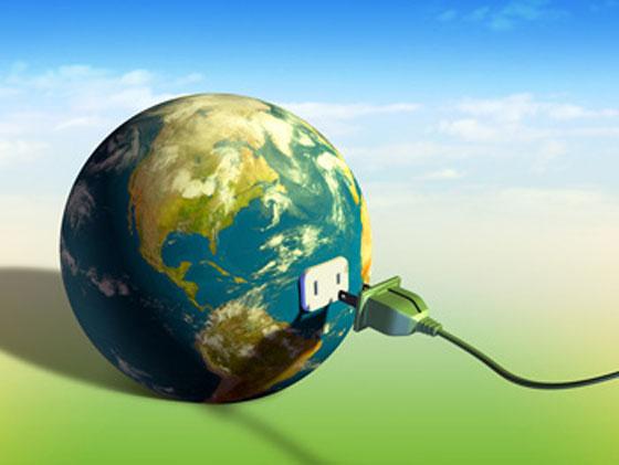 Promova a economia de energia em suas instalações e sistemas