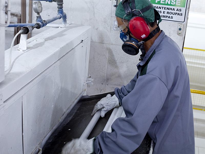 Apliquim Brasil Recicle recebe técnicos de órgãos ambientais