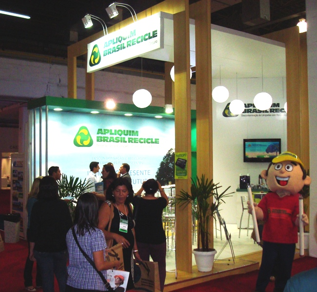 Apliquim Brasil Recicle é destaque na Fimai 2011