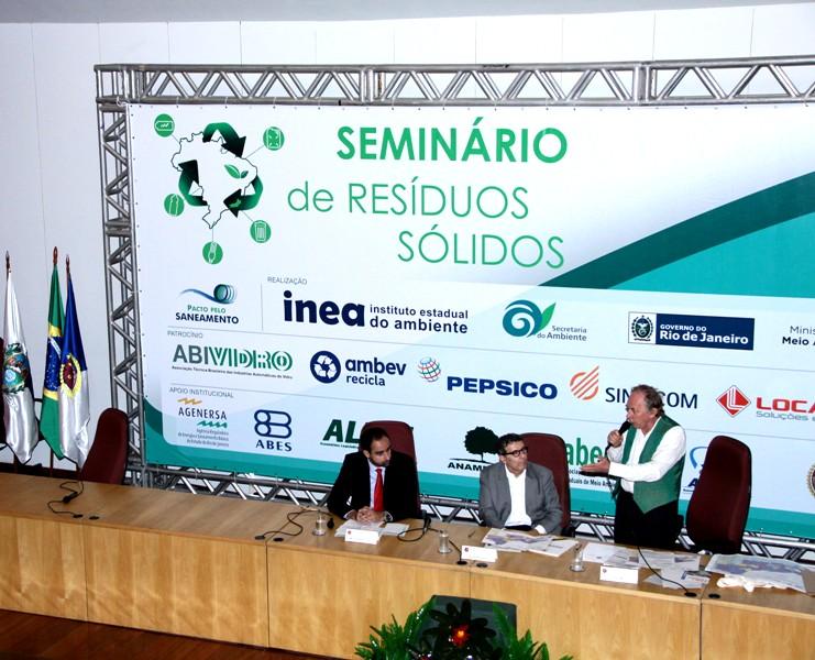 RJ discute aplicação do Plano Estadual e de Gestão Integrada de Resíduos Sólidos
