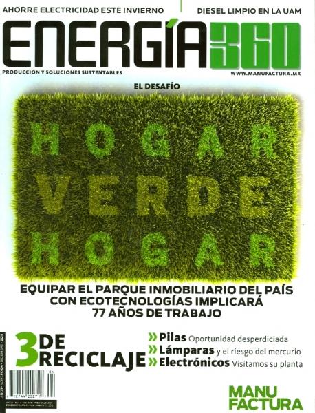 Apliquim Brasil Recicle é destaque em reportagem mexicana sobre reciclagem de lâmpadas