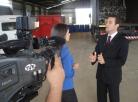 Apliquim Brasil Recicle é pauta na Globo News e na TVE