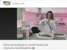 Contaminação por mercúrio gera proibição de consumo de peixe no Brasil