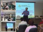 ABR orienta órgãos públicos e empresas de Vacaria sobre o descarte correto de lâmpadas fluorescentes