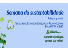 ABR palestra sobre Reciclagem de Lâmpadas Fluorescentes na Semana da Sustentabilidade