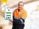 Apliquim Brasil Recicle comemora 2 anos sem Acidentes de Trabalho